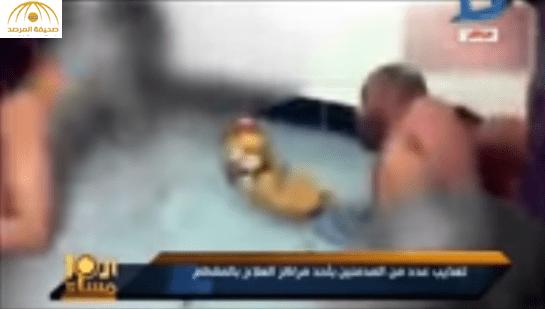بالفيديو: تعذيب مدمنين داخل مركز علاج إدمان في مصر