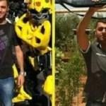 بالصور: مقاتلون من طرفي النزاع في سوريا لاجئون حالياً في أوروبا!