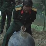 كشف سرّ الكرات المعدنية التي سقطت من السماء على منازل فيتنام -صور