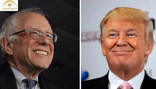 ترامب وساندرز يفوزان في الانتخابات التمهيدية في ولاية نيوهامبشير