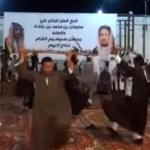 بالفيديو.. صعايدة يشعلون فرح كفيلهم بالسعودية