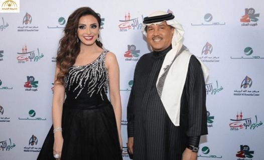 """بالصور : محمد عبده وأنغام في ليلة استثنائية بـ""""فبراير الكويت"""""""