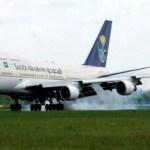الاتحاد الأوروبي يهدّد بوقف الطيران السعودي فوق أراضيه