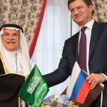 توافق سعودي روسي على قرارٍ بتجميد إنتاج النفط