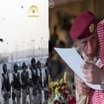 """بالصور: شاهد.. عرض قوة و تحدي لـ""""قوات الأمن الخاصة"""" أمام ولي العهد"""