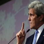 كيري يحذر الأسد من عواقب استمرار قصف المدنيين