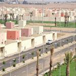 الإسكان:توزيع 100 ألف مسكن شهرياً بداية من مايو