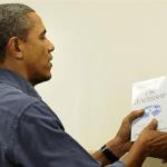"""ماهي الكتب """"الخمسة"""" التي حازت على اهتمام أوباما قبل الرحيل !"""