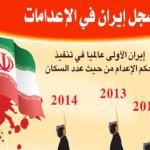 """غضب دولي بعد إعدام إيران عشرات السنة """"سًرا"""""""