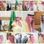 بالصور : الملك سلمان يستقبل قادة و مبعوثي بعض الدول لتقديم العزاء في الأمير تركي
