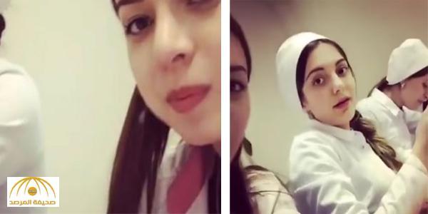 بالفيديو شاهد جمال فتيات كلية الطب بالشيشان يشعل مواقع
