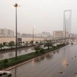 """""""الأرصاد"""".. أمطار رعدية على 6 مناطق"""