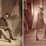 حمير وأطفال يمسحون الأحذية وعيادات على الرصيف.. فيديو و 10 صور تلخص حياة البريطانيين قديمًا