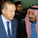 بالصور : أردوغان يصل للرياض و الملك سلمان في مقدمة مستقبليه