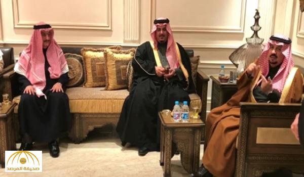 """بالفيديو .. شاهد كيف رد أمير الرياض على صاحب كسارة قال له : """" أنت ابن سعود فوق الوزارة """"!"""