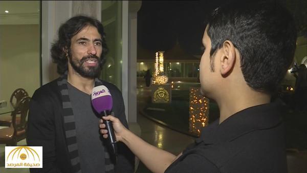 """عبد الغني : هذه الحقيقة حول خلافي مع الفريدي .. و رحيل عوض خميس لـ """"الهلال"""" خسارة – فيديو"""