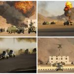 """بالصور : قوات الأمن الخاصة تكمل استعداداتها للمشاركة باختتام فعاليات تمرين """" وطن 87 """""""