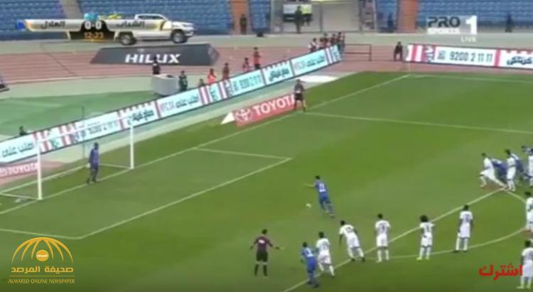 بالفيديو : الهلال يتوج بطلاً لدوري جميل بعد فوزه على الشباب 2-1