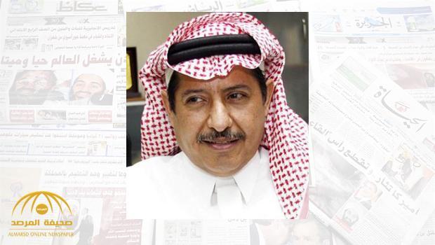 """آل الشيخ: أمير قطر """"لا يهش ولا ينش"""" ولن تنجح أي محاولة لإصلاح ذات البين إلا بعلاج أصل الداء!"""