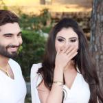 """بالفيديو : الفنانة """" مريم حسين"""" تعلق لأول مرة على خيانة طليقها"""