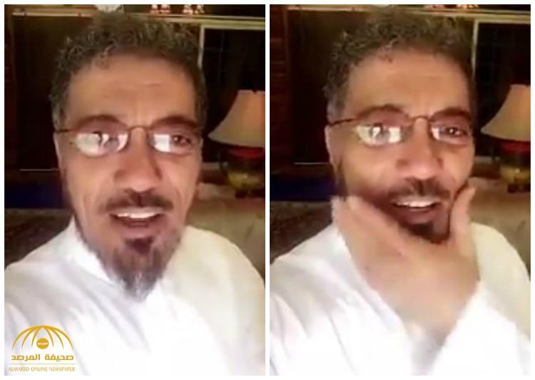 بالفيديو : العودة ساخرا من لحيته .. الصبغة و عوامل التعرية وراء تناقصها .. ويكشف الحكم في تخفيفها !