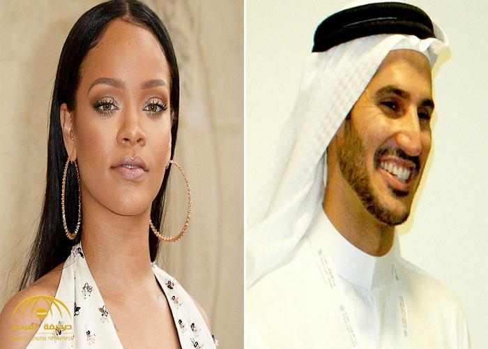 """معلومات تكشف لأول مرة عن حياة الملياردير السعودي """"حسن جميل"""" صديق الفنانة الأمريكية ريهانا! -صور"""