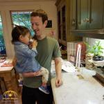 """مؤسس """"فيس بوك"""" يترك الإلحاد ويعود لأصوله اليهودية وينشر هذه الصور"""