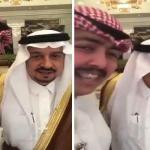 """شاهد.. كيف رد أمير الرياض على مواطن قال له """"لو أمي مو على ذمة الوالد كنت زوجتك إياها""""!"""