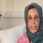 بالفيديو:المعنفة السورية زهراء تكشف تفاصيل اعتداء طليقها البحريني عليها..ولهذا السبب اراد قتلها!