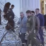 فيديو: الوليد بن طلال يزور رئيس جمهورية الشيشان