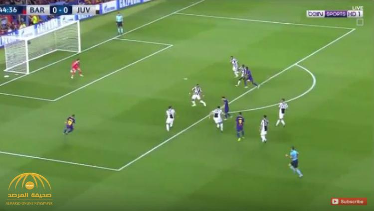 بالفيديو : برشلونة يسحق  يوفنتوس 3-0 بدوري أبطال أوروبا