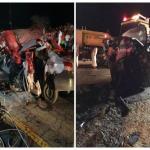 """شاهد بالصور : حادث مروع على طريق """"حجرة الباحة""""!"""