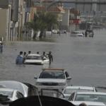 كان من المفترض الانتهاء منها .. مشاريع تصريف مياه الأمطار في جدة لم تُنفذ حتى الآن !