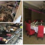 بالصور : ضبط شخص حول منزله لمطعم بشكل مخالف للنظام بالرياض