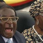 كيف بدّدت زوجة موغابي أموالها في عام واحد وسط مجاعة زيمبابوي؟ – صور