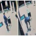 بالفيديو :شاهد مسلم أسترالي يلكم وجه آخر داخل مسجد ويكسر أنفه بسبب قضية القدس!