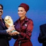 إيران تتقاسم كعكة تنظيم كأس العالم 2022 مع قطر.. وإقامة بعض المباريات على ملاعبها !