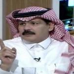 """هكذا رد """"صالح الطريقي"""" بطريقة """"ساخرة"""" على سؤال خالد بن جلوي: لماذا لا تظهر في البرامج الفضائية؟"""