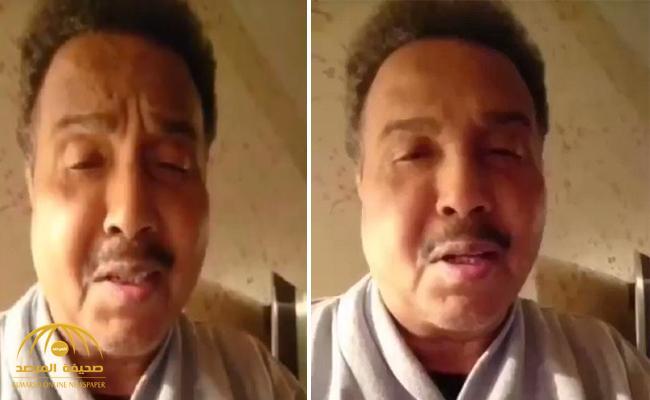 """بالفيديو : محمد عبده يغني لأم سعود .. ونشطاء يتساءلون : """" من هي منيرة؟ """""""