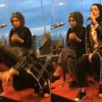 """أثناء أدائها أغنية """"متُّ يا حب"""" .. شاهد لحظة وفاة فتاة تركية أثناء غنائها في حفلة"""