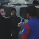 """شاهد .. """"مذيعة سعودية"""" في """"صناعية السيارات"""" بالرياض تكشف عن آخر الاستعدادات لقيادة المرأة !"""