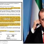 """التلفزيون الإسرائيلي يعرض وثيقة تؤكد قبول """"أردوغان"""" بالقدس كاملة عاصمة لإسرائيل -صورة"""