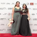 شاهد.. انطلاق مهرجان دبي السينمائي بحضور عدد كبير من الفنانين