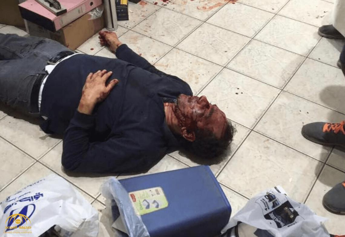 بالصور والفيديو ..  القصة الكاملة لحادث الاعتداء الوحشي على عامل مصري بالكويت