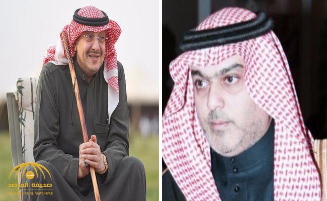 """رئيس النصر يزف بشرى للجماهير .. وكلمة السر """"خالد بن فهد"""" !"""