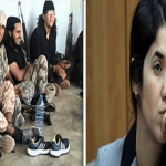 """""""فتاة إيزيدية"""" تروي قصة اغتصابها من عناصر داعش وقتل والدتها وأشقائها .. وهكذا هربت منهم!"""