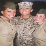 بالصور:شاهد حسناء أمريكية تترك الخدمة بالجيش لتصبح عارضة أزياء مثيرة!