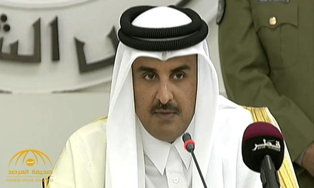 """أمير قطر يتعهد بدفع """"ملياري دولار"""" للملالي لإخماد الانتفاضة !"""