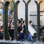 """خارجية أمريكا لـ""""ضحايا نظام إيران"""": لن ننساكم"""