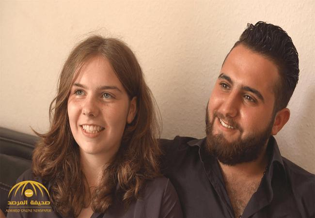بسبب الحجاب .. فيلم وثائقي عن قصة حب بين لاجئ سوري و فتاة ألمانية تثير جدلاً في ألمانيا-فيديو وصور